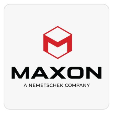 Maxon New Logo