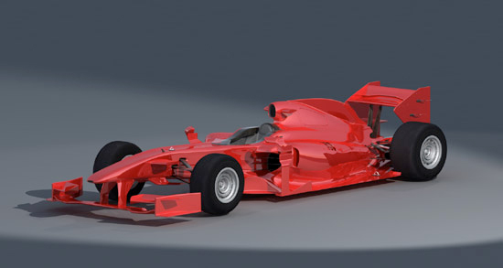 dosch racing cars