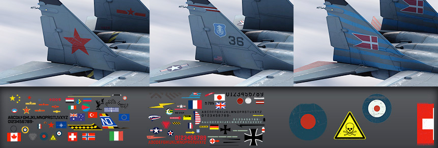 video copilot jetstrike decals