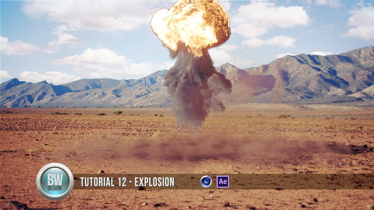 Tutorial: Explosion with CINEMA 4D and Jawset Turbulence FD - Toolfarm