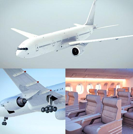 dosch airplane details