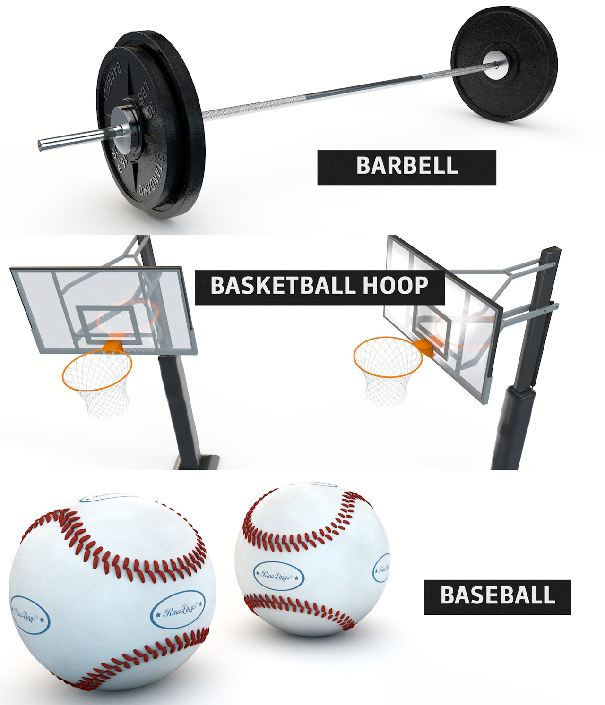 pixel lab sports pack
