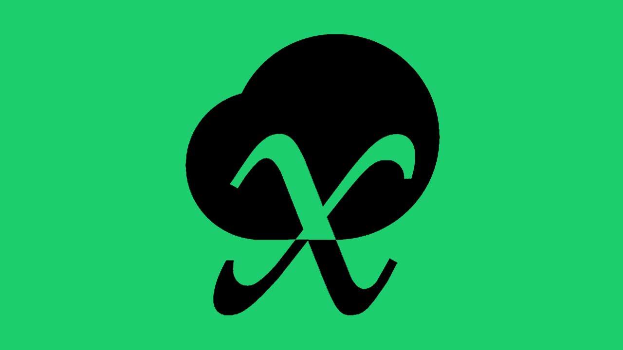 X-Frog Logo