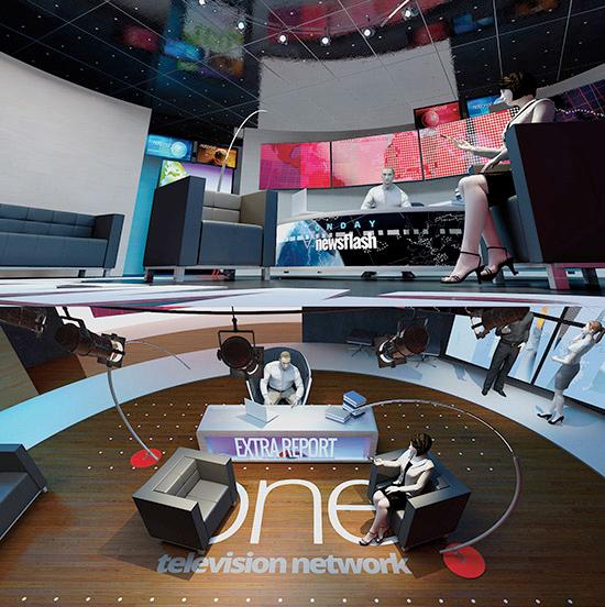 dosch tv studio