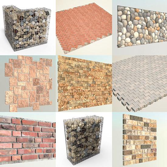 dosch stone materials