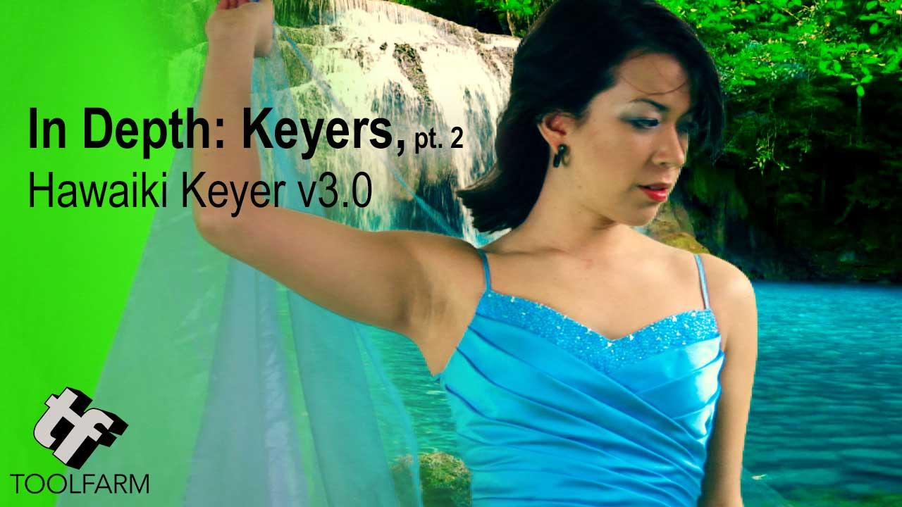 Hawaiki Keyer