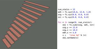 Form•Z scripting