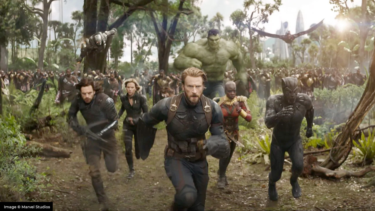 avengers infinity war, marvel studios