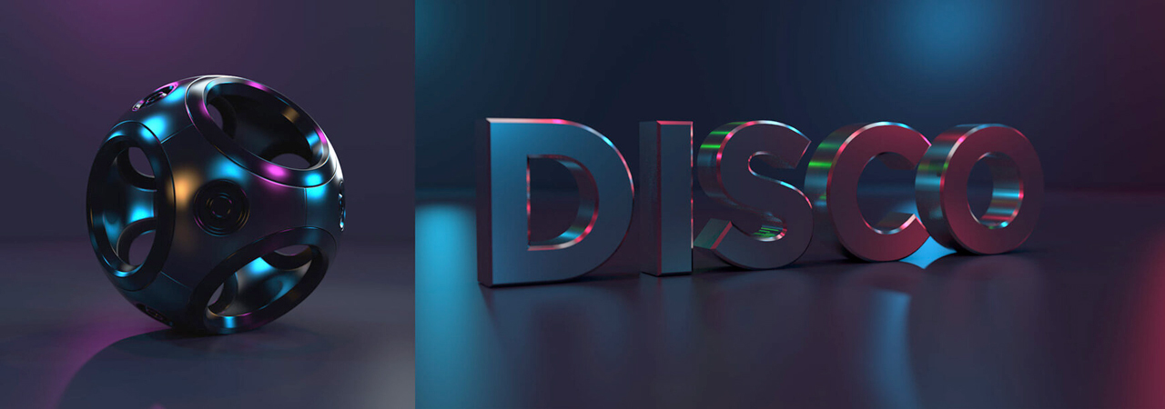 the pixel lab redshift lighting essentials disco studio