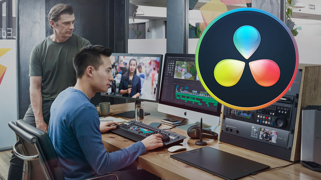 Update: Blackmagic Design DaVinci Resolve Beta 16 1