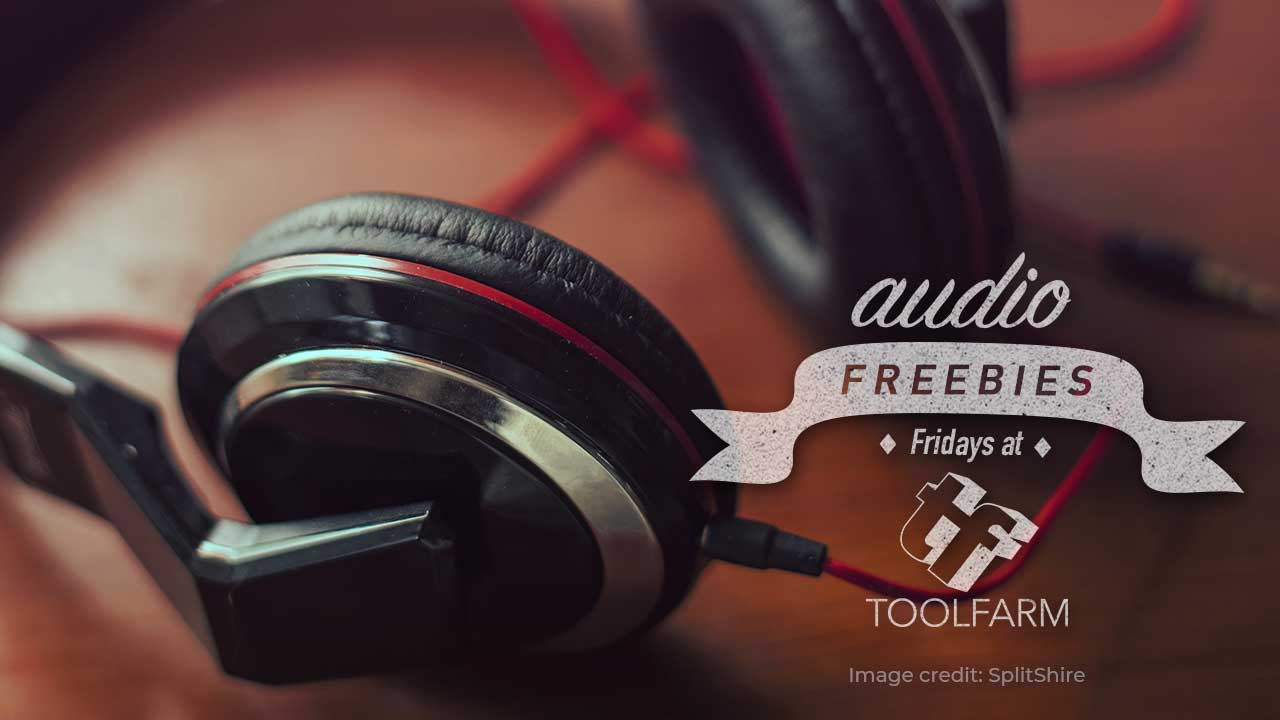 Freebies: Audio Freebies Galore! Image credit: SplitShire