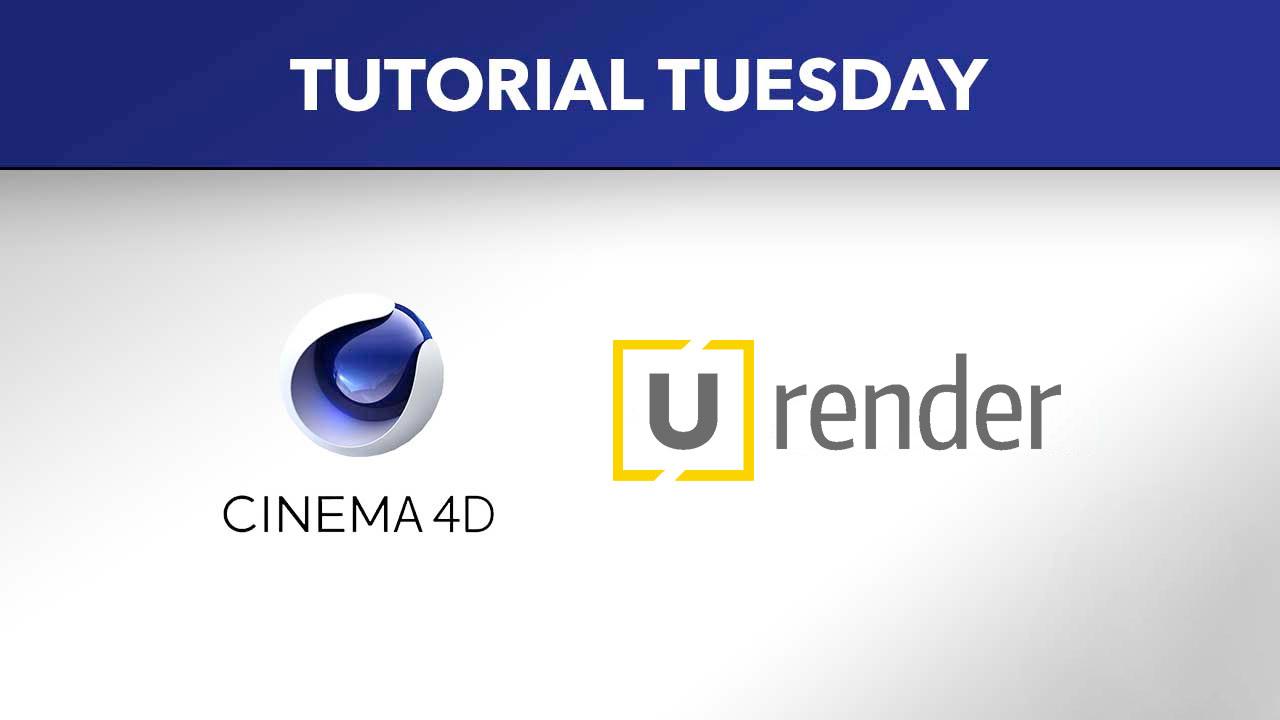 u-render cinema 4d 3d renderer