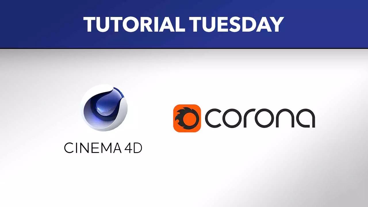cinema 4d corona renderer
