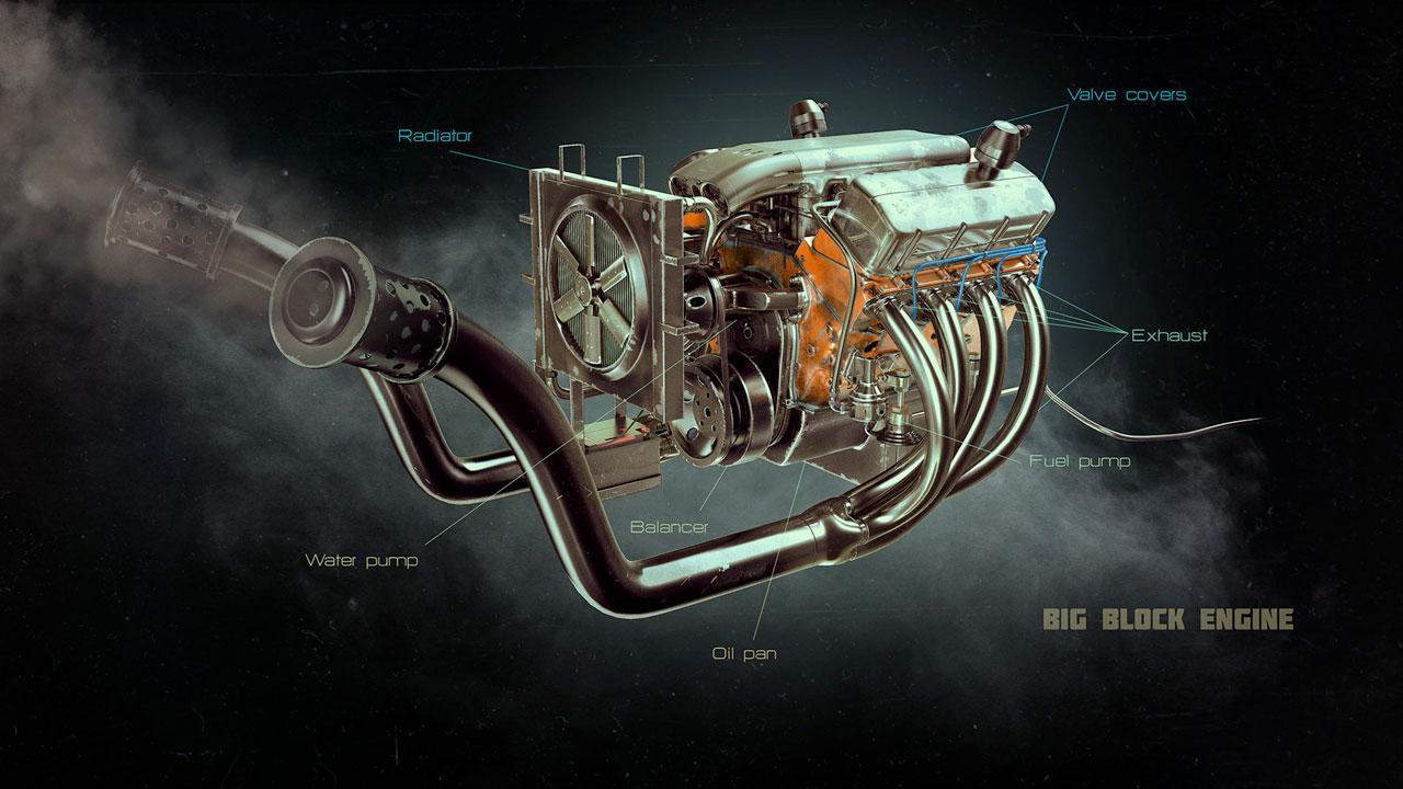 rizom rs engine