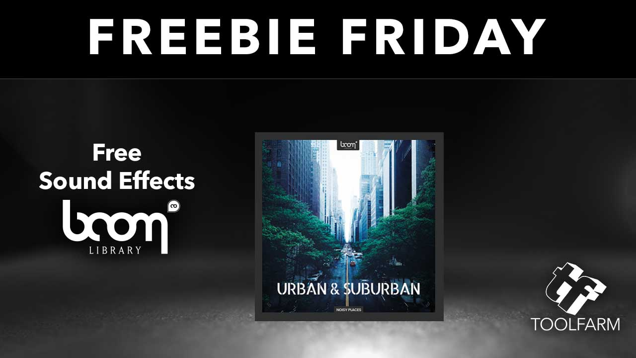 Boom Audio Freebie Friday