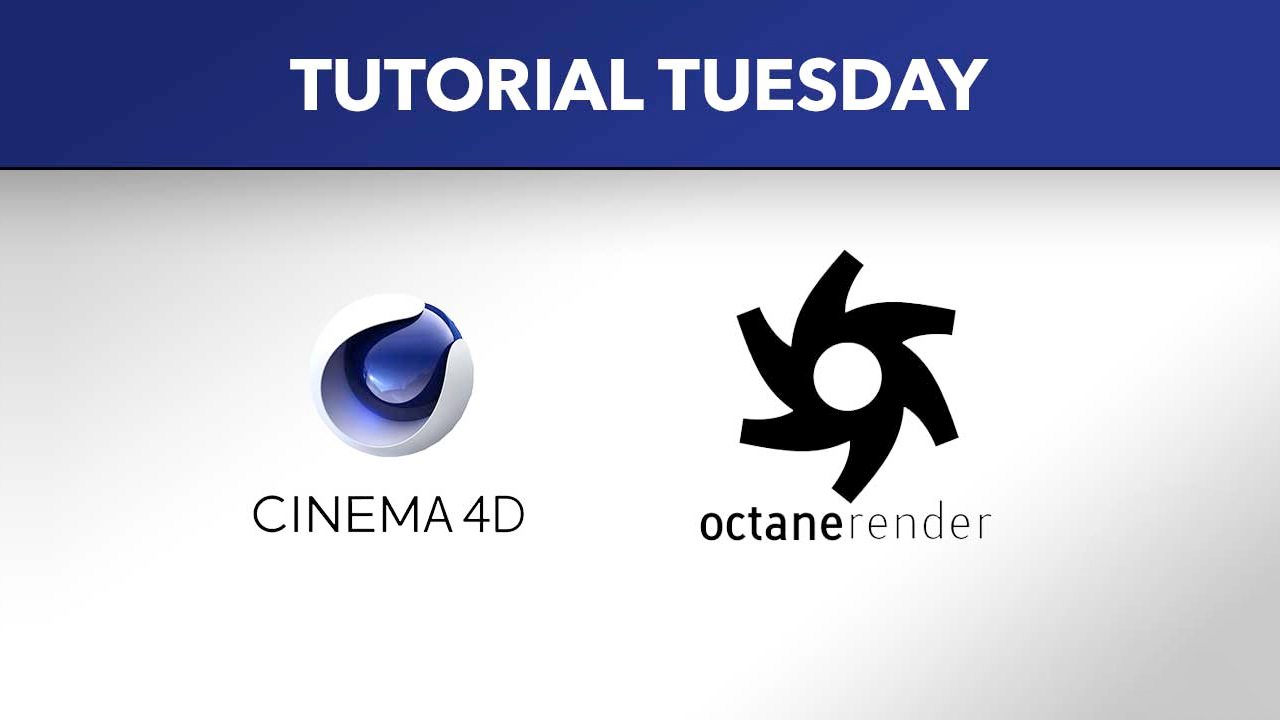 cinema 4d octane tutorial