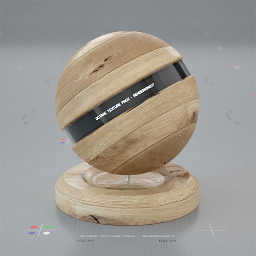 renderking octane texture pack wood