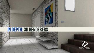 In Depth 3D Renderers
