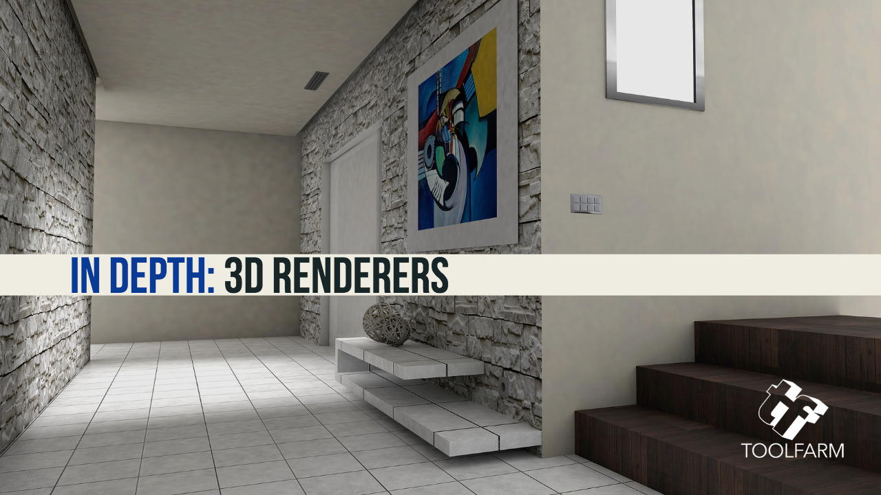 In Depth 3D Renderers