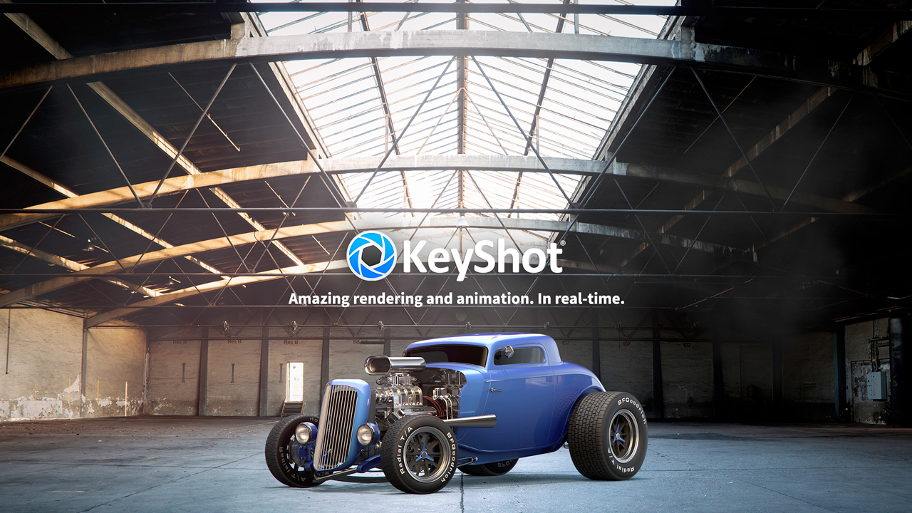 How much does it cost for Luxion KeyShot?