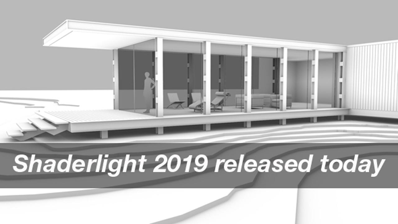 shaderlight pro 2019