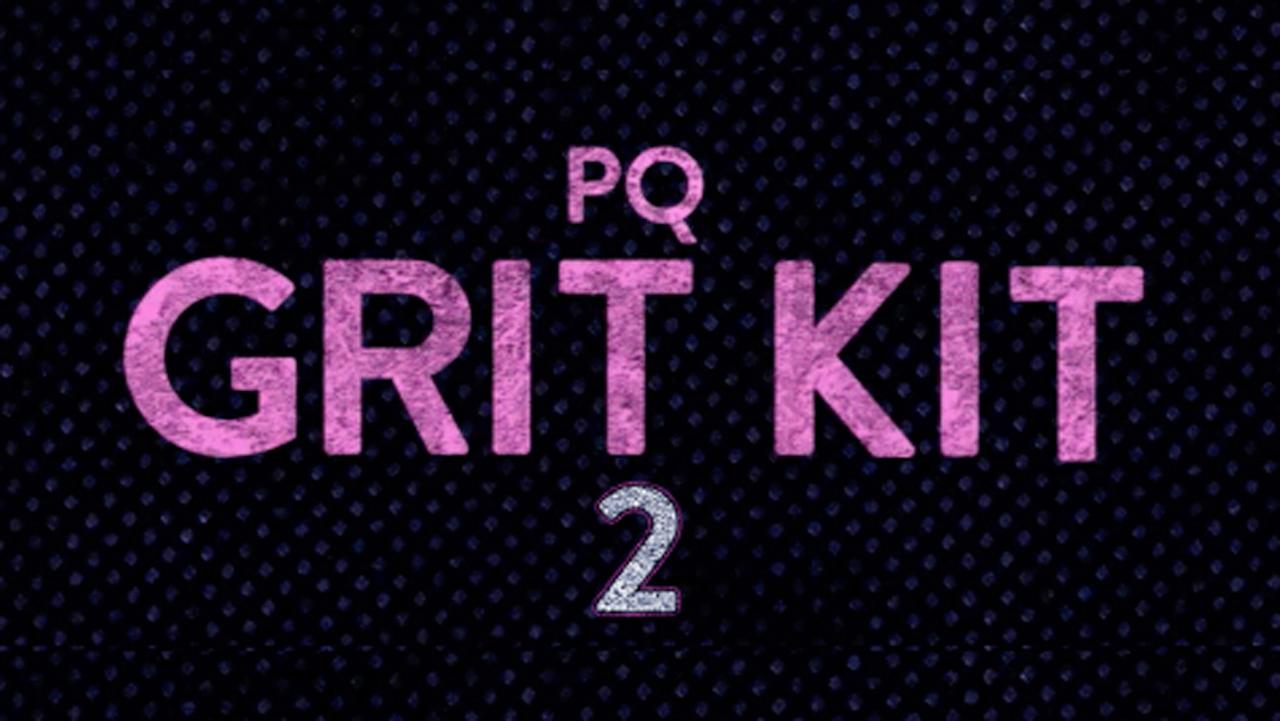 pq grit kit 2
