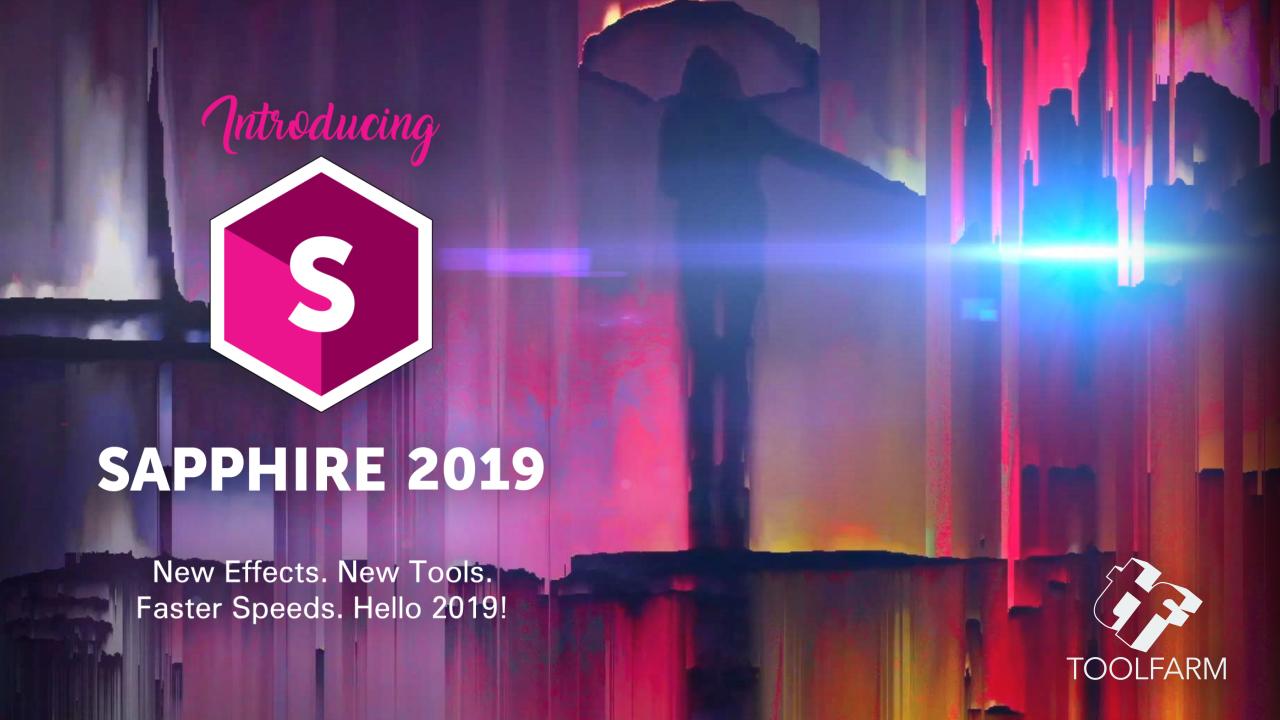 Sapphire 2019