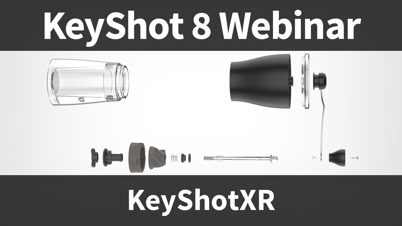 Creating Interactive Visuals Keyshot 8 Webinar