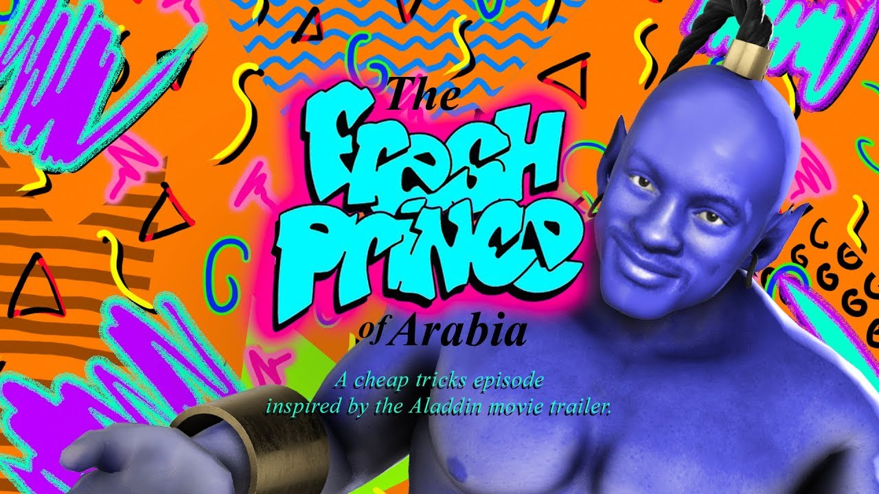 Fresh Prince of Arabia Cheap Tricks