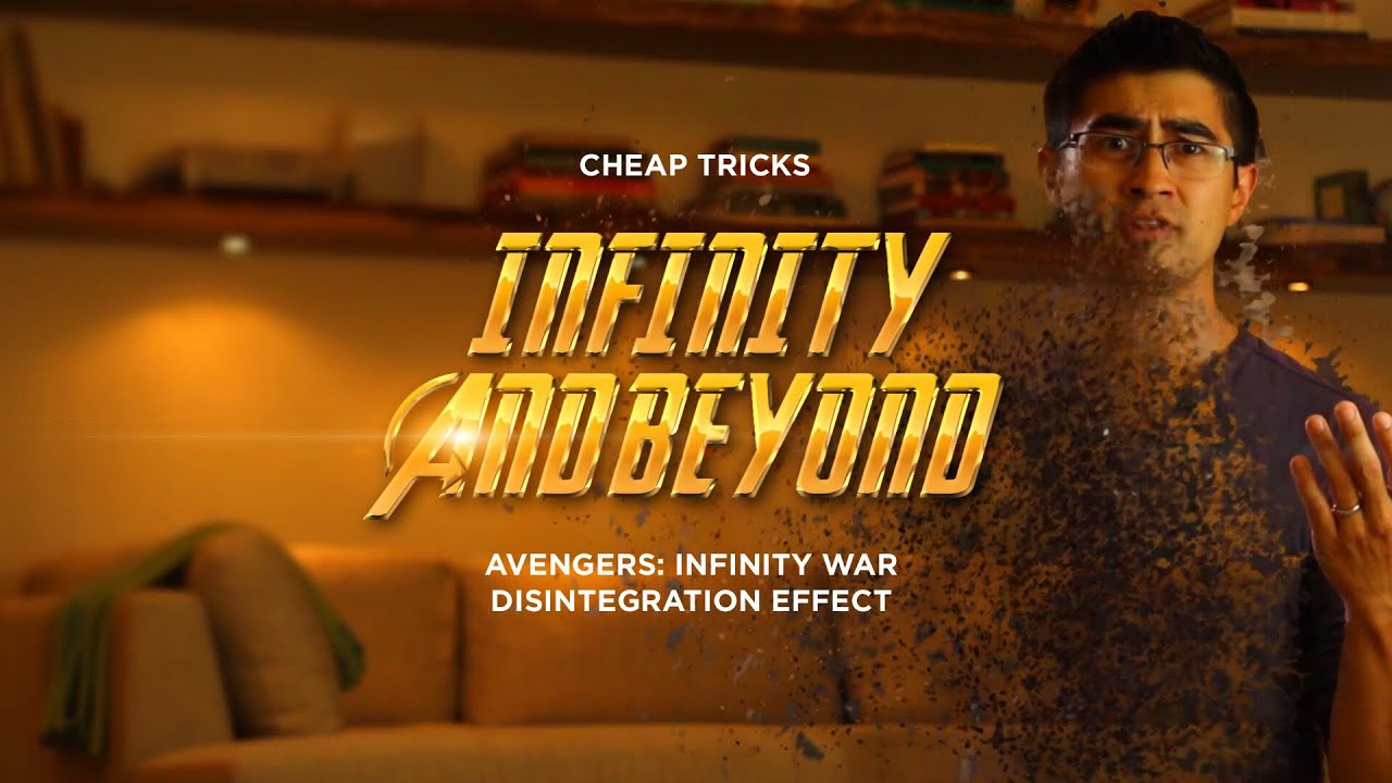 Infinity And Beyond | Red Giant Cheap Tricks