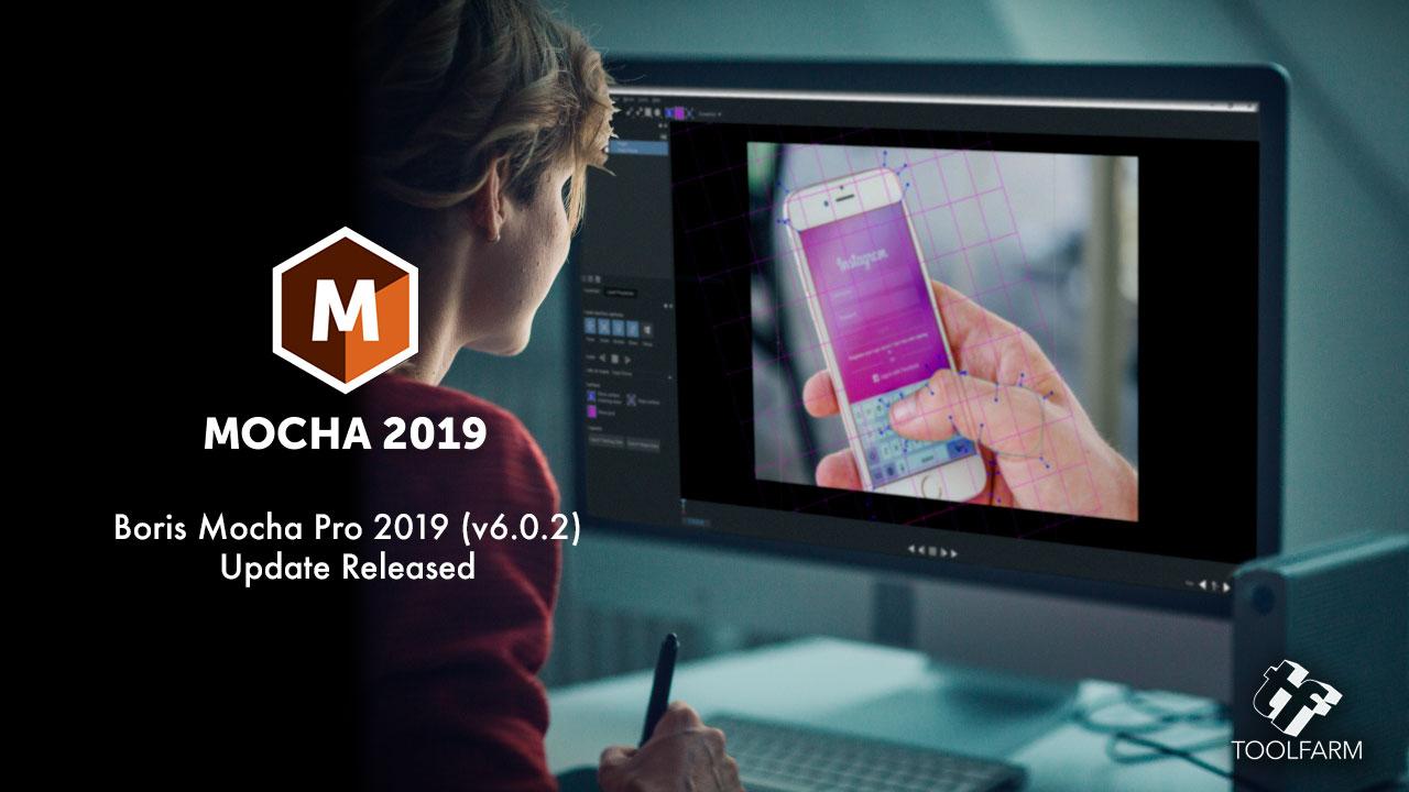 Mocha Pro 2019 (v6.0.2)