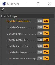 uppercut u-render 2019.03.01 live mode