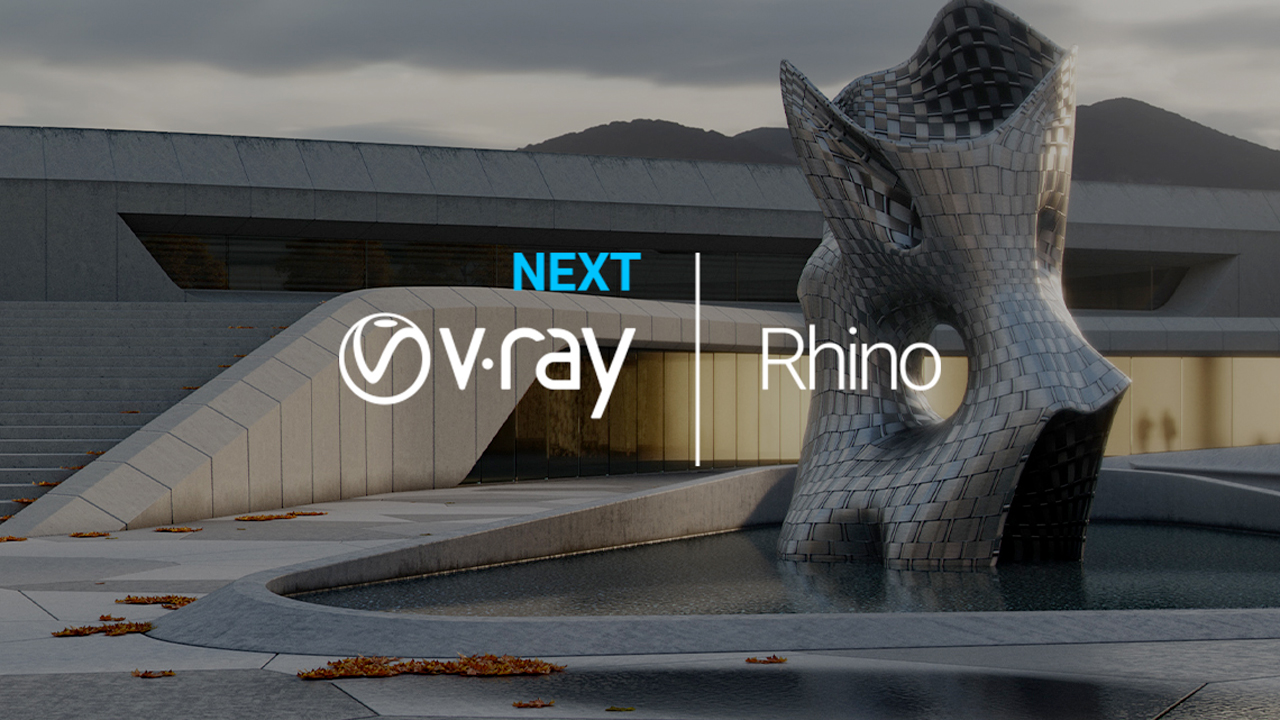 chaos group v-ray next for rhino