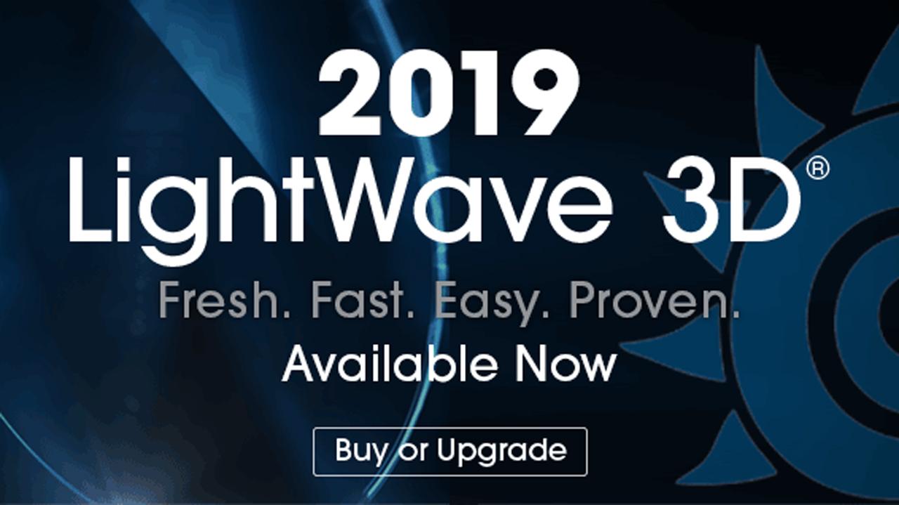 newtek lightwave v2019.0.3