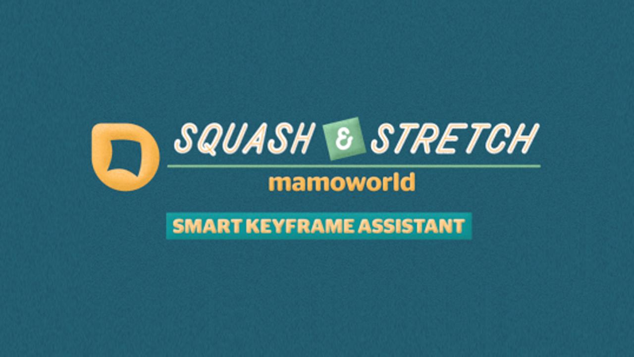 mamoworld squash & stretch Pro