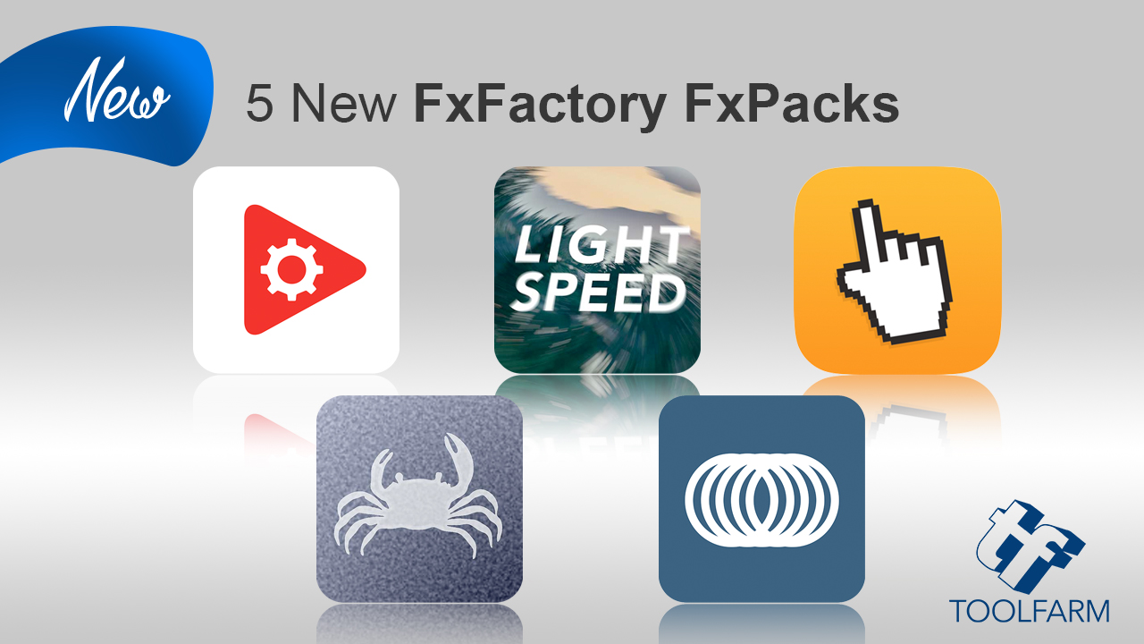 5 new fxfactory fxpacks