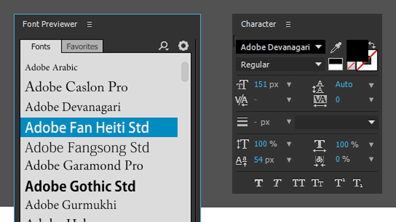New: Font Previewer for After Effects is Now Available - Toolfarm