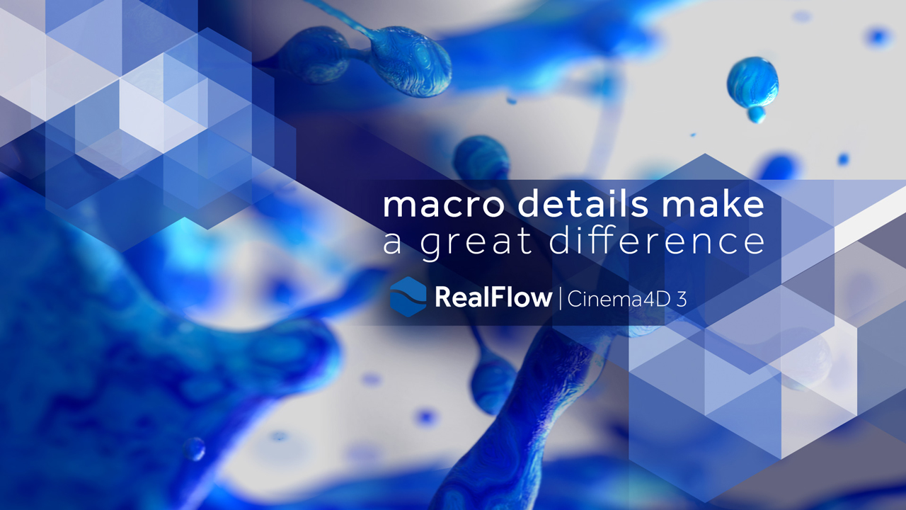 next limit realflow | cinema 4D v3