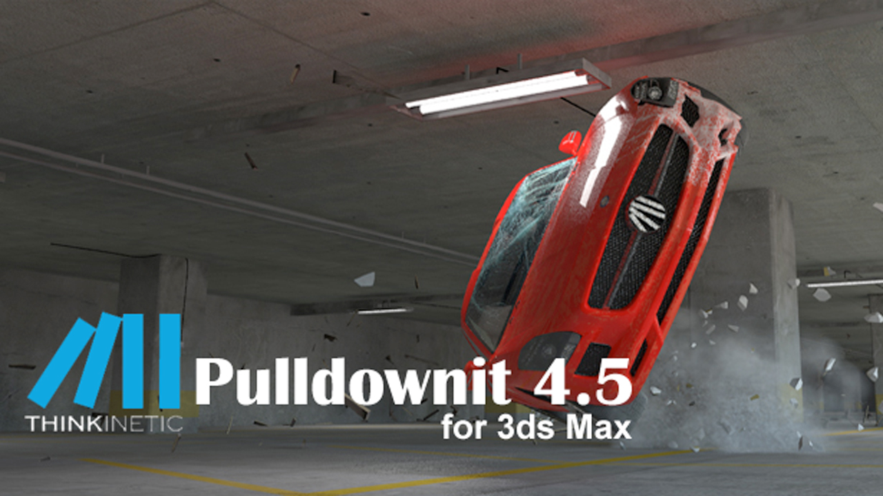 thinkinetic pulldownit 4.5 for 3ds max