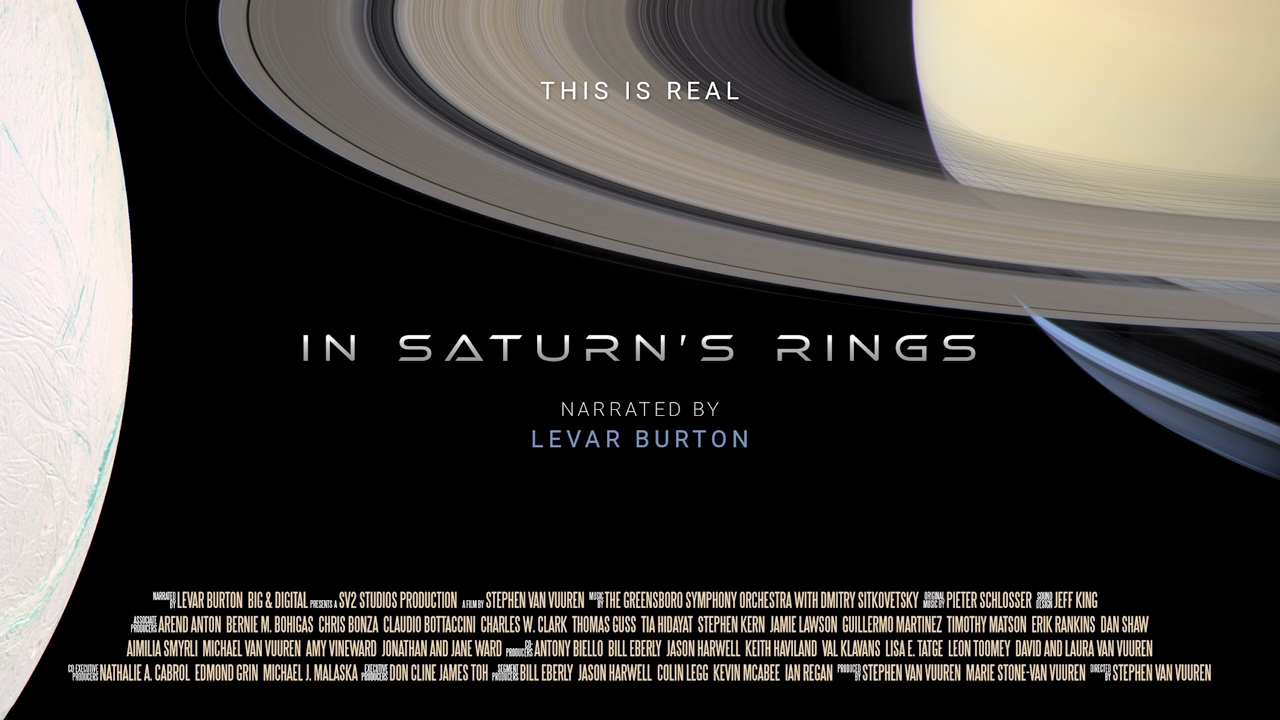 in saturn's rings film fest premiere