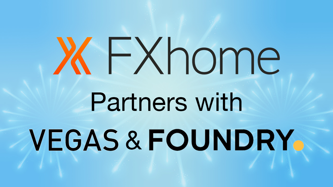 FXhome HitFilm partnerships