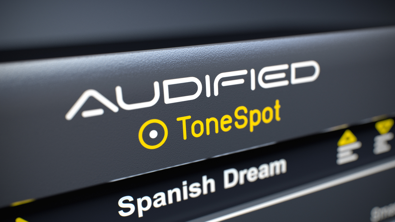 audified tonespot acoustic pro