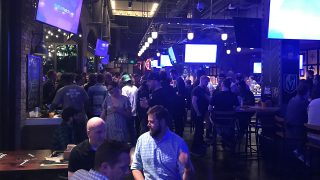 The Mograph Meetup at Beerhaus on Sunday evening at NAB 2019.