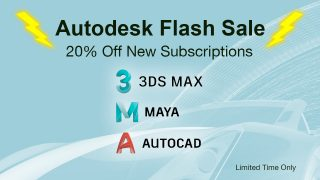autodesk flash sale