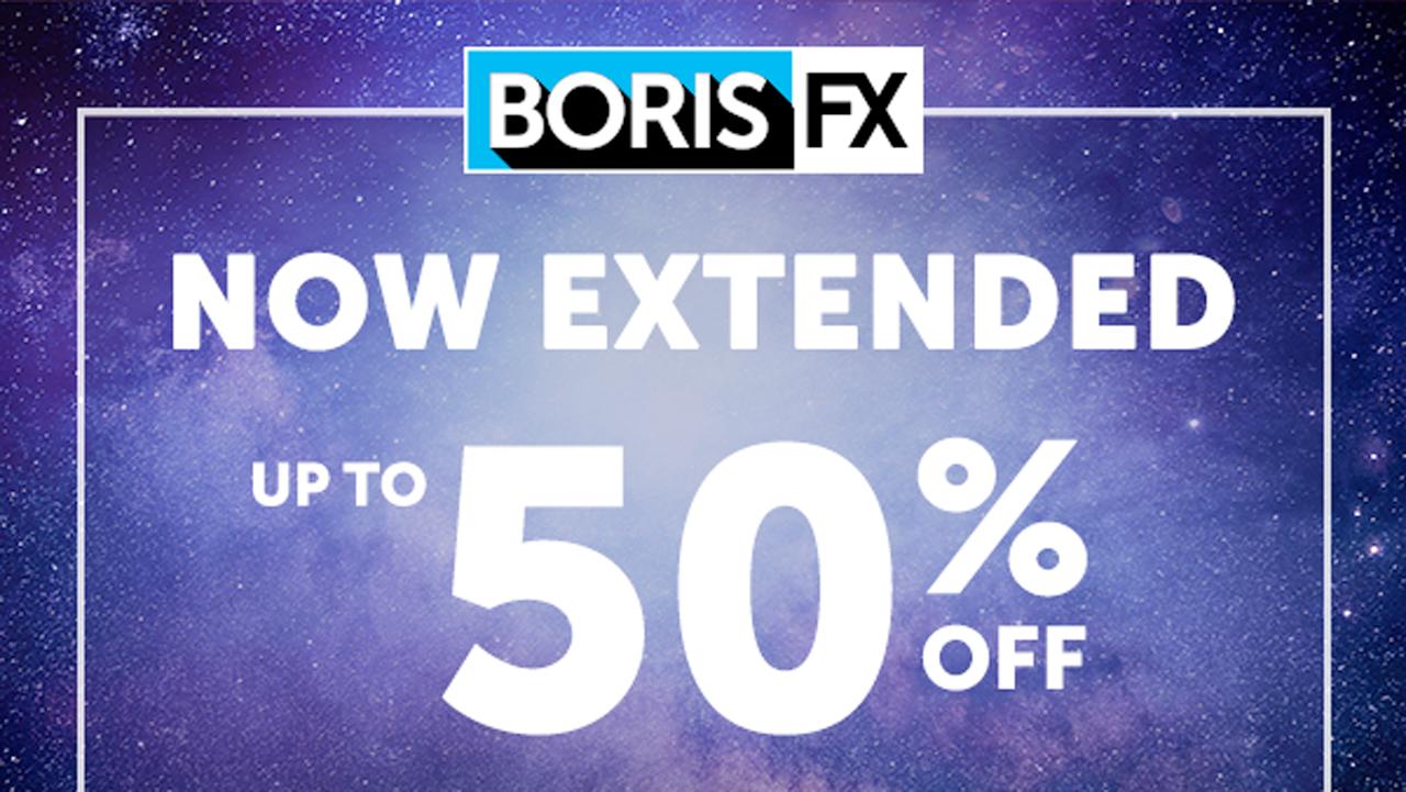 boris nab sale extended