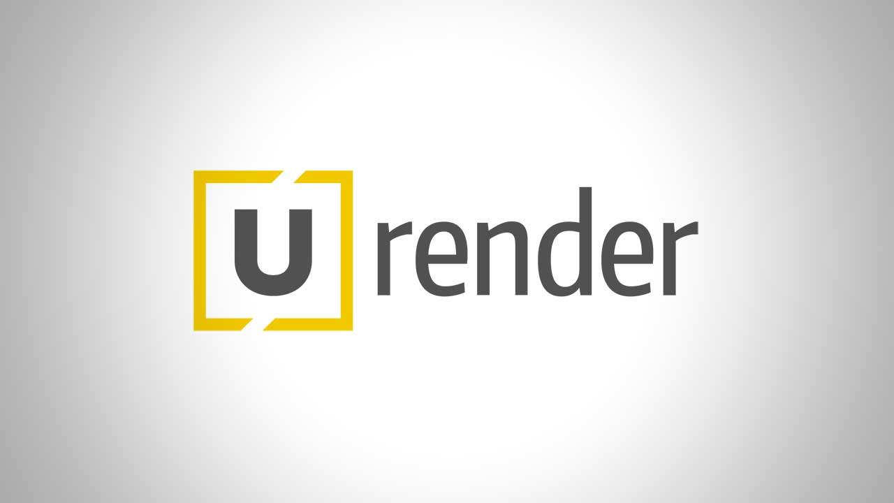 u-render generic logo