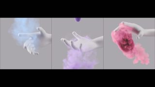 Motion Triptych