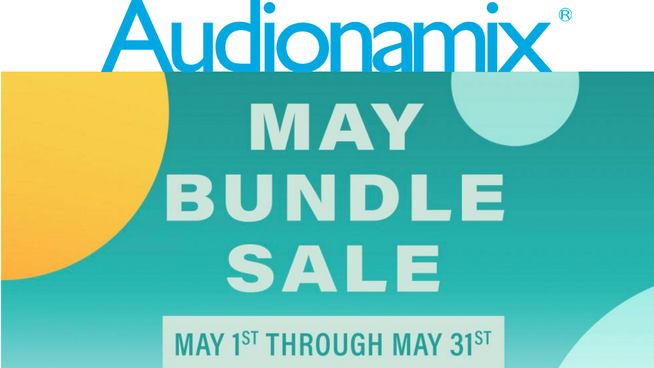 Audionamix May Bundle Sale
