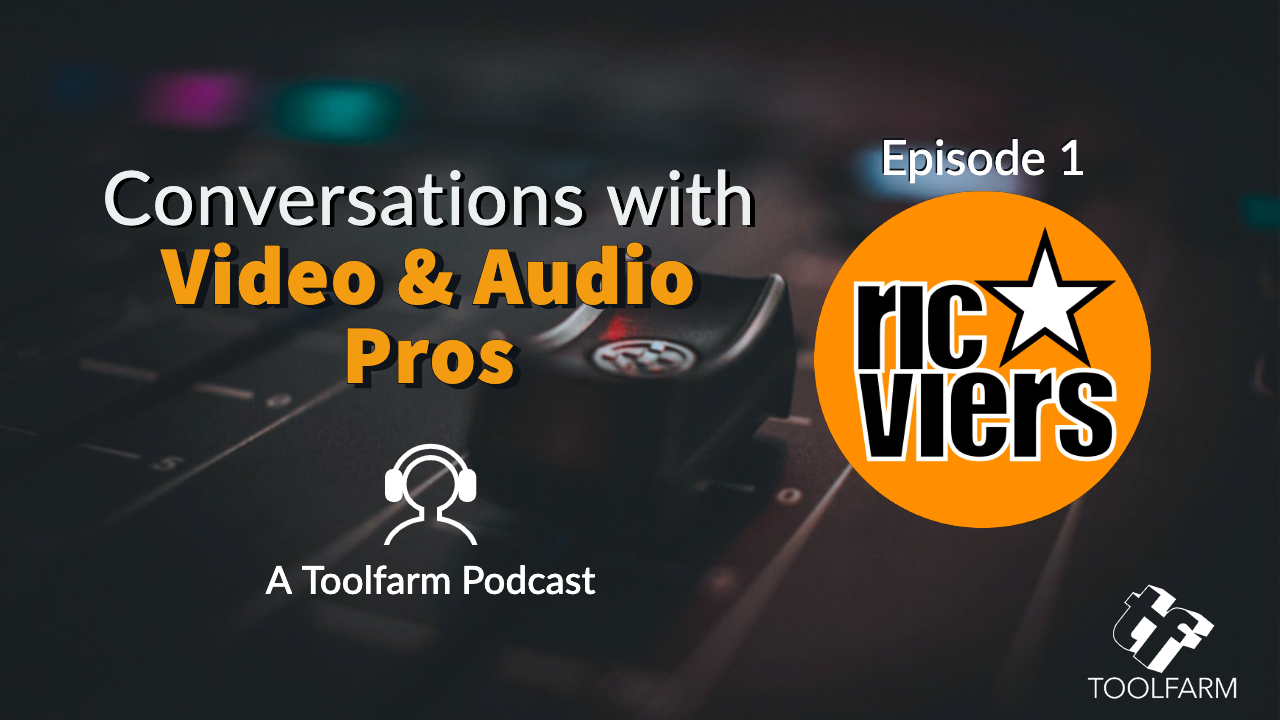 A Conversation with Ric Viers, Sound Effects Designer - Toolfarm