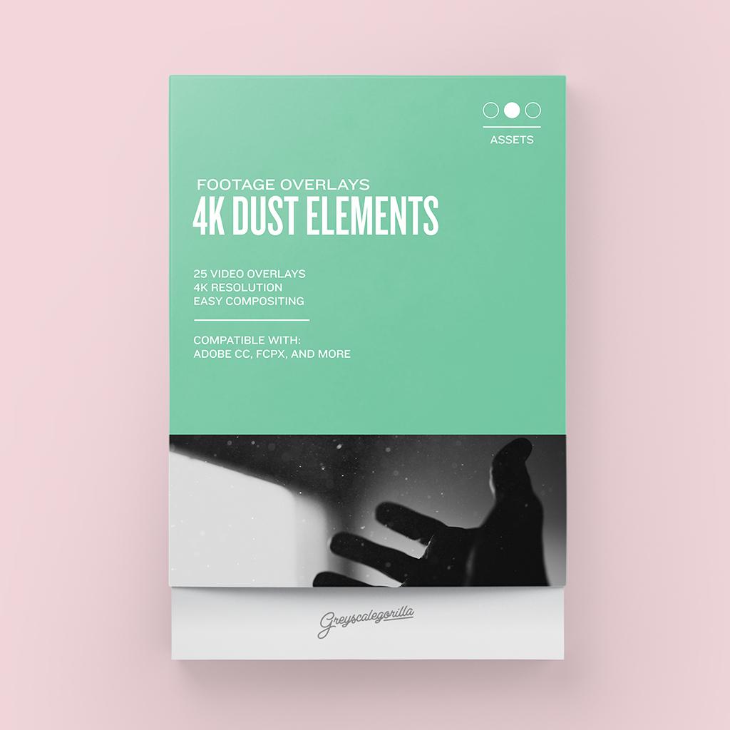 4K Dust Elements